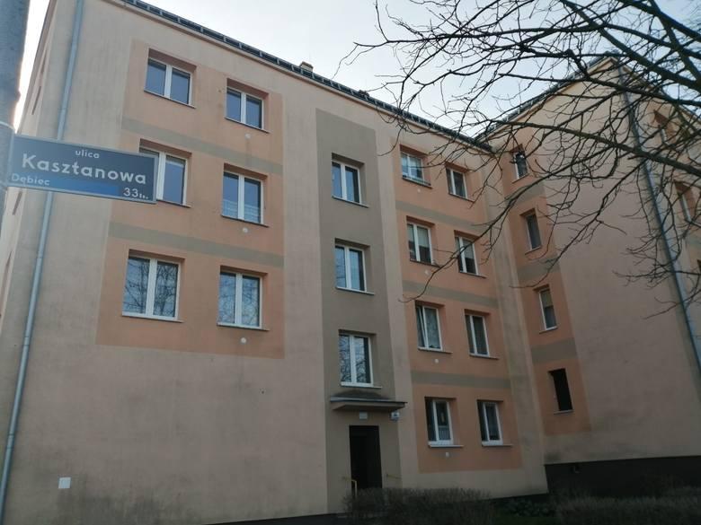 Do zdarzenia doszło przy ul. Kasztanowej w Poznaniu.