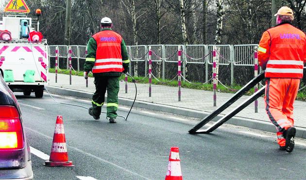 Ekspresowa trasa na Warszawę ma być gotowa do 2015 roku.