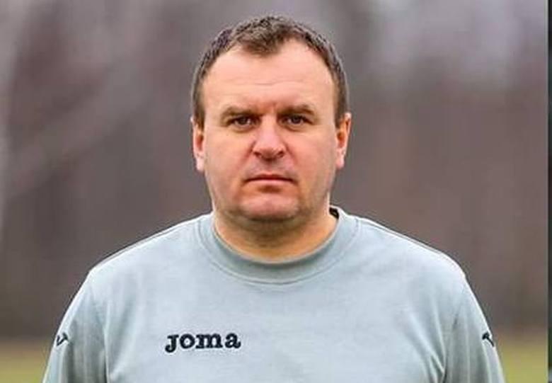 Trener Jan Luzar opowiedział nam o pierwszych treningach Partyzanta Radoszyce