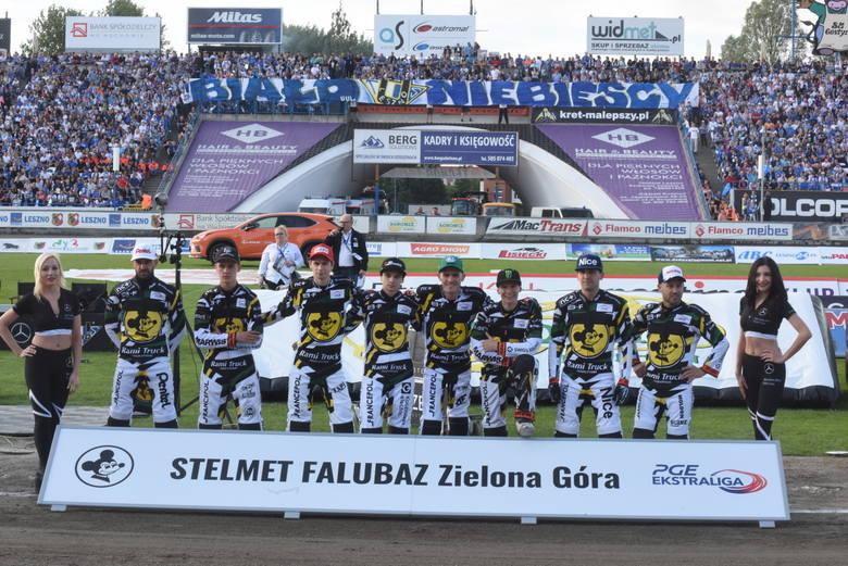Żużlowcy Stelmetu Falubazu Zielona Góra przegrali w Lesznie 39:51.