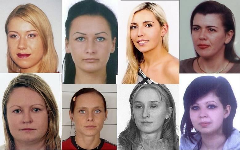 Przedstawiamy najpiękniejsze poszukiwane kobiety przez podlaską policję. Nie ma co ukrywać, że większość z nich to oszustki. Ale jest też zwykła złodziejka,