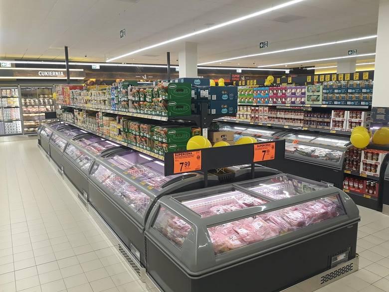 Otwarcie Biedronki w Tucholi 31 grudnia. Na terenie nowego sklepu sieci w Tucholi znajduje się 5 kas tradycyjnych. W placówce zostało zatrudnionych 25