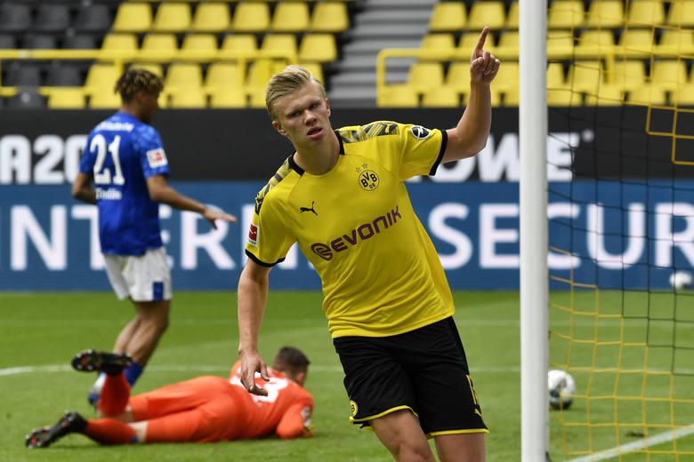 Erling Haaland nie stracił skuteczności podczas przerwy w rozgrywkach Bundesligi
