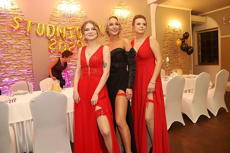Najciekawsze sukienki na studniówkach 2020 w Łodzi [SUBIEKTYWNY PRZEGLĄD]
