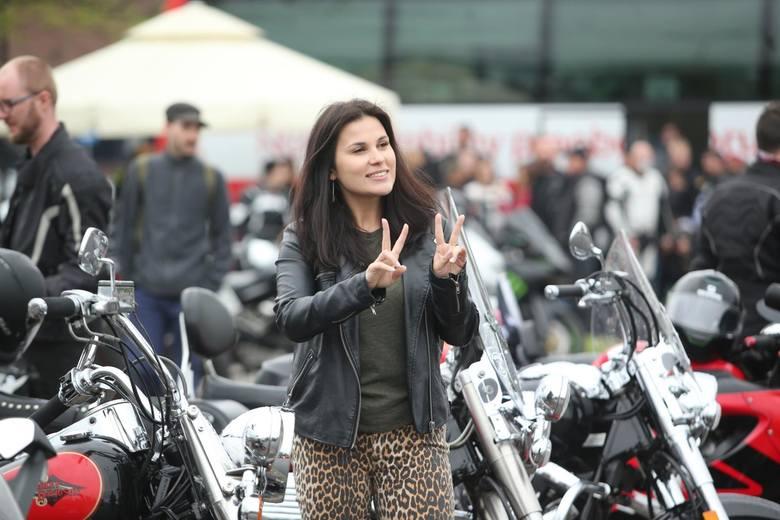 Wrocław: Ryk silników w mieście. Motocykliści otworzyli sezon