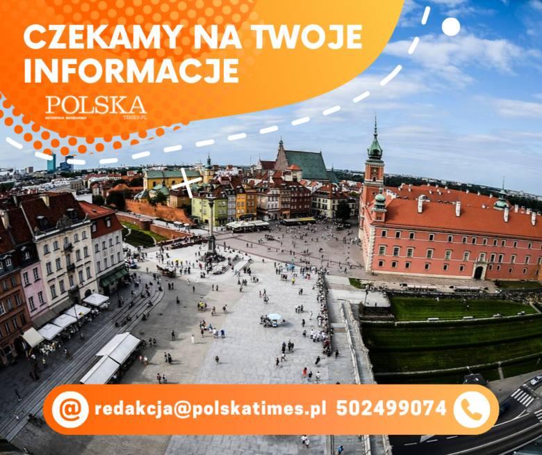 """Kontakt z redakcją Polskatimes.pl i """"Polska Times"""""""