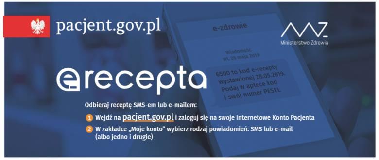 Twój Fundusz zdrowia  -  E-RECEPTA