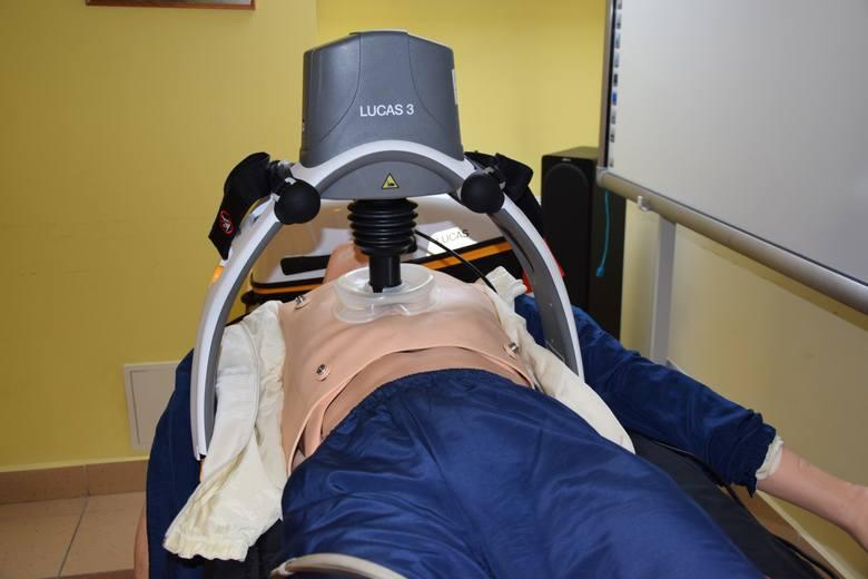 Szpital w Sanoku wzbogacił się o nowoczesny sprzęt medyczny ratujący życie pacjentom