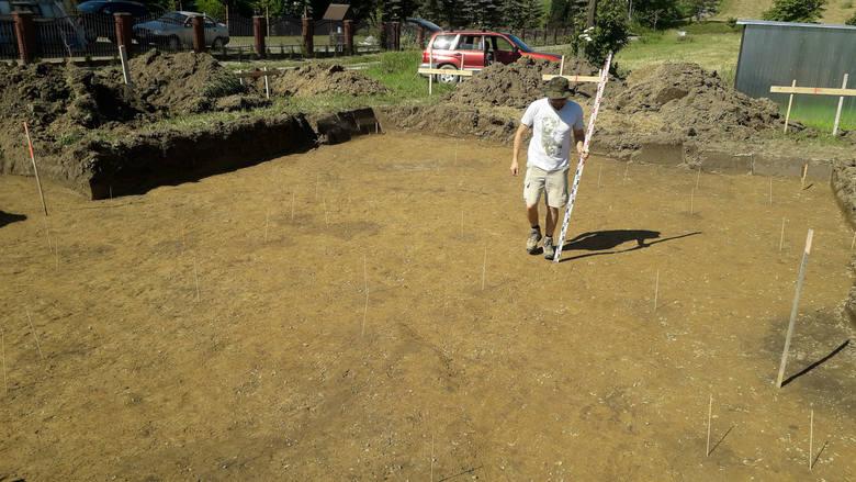Archeolodzy odkryli w Trepczy pod Sanokiem ślady osady z czasów rzymskich [ZDJĘCIA]