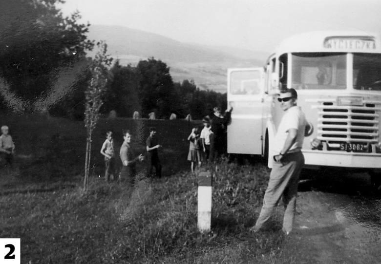 Postrzyżyny w Ełganowie, czyli sceny motoryzacyjne z PRL
