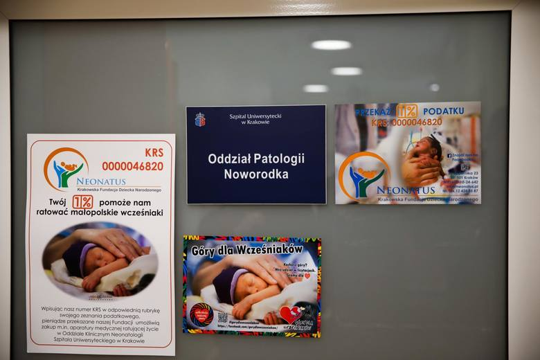 21.05.2019 krakow, ul. kopernika 23, szpital uniwersytecki, konferencja prasowa, szescioraczki urodzone w krakowie, nz odzial patologii noworodkafot.