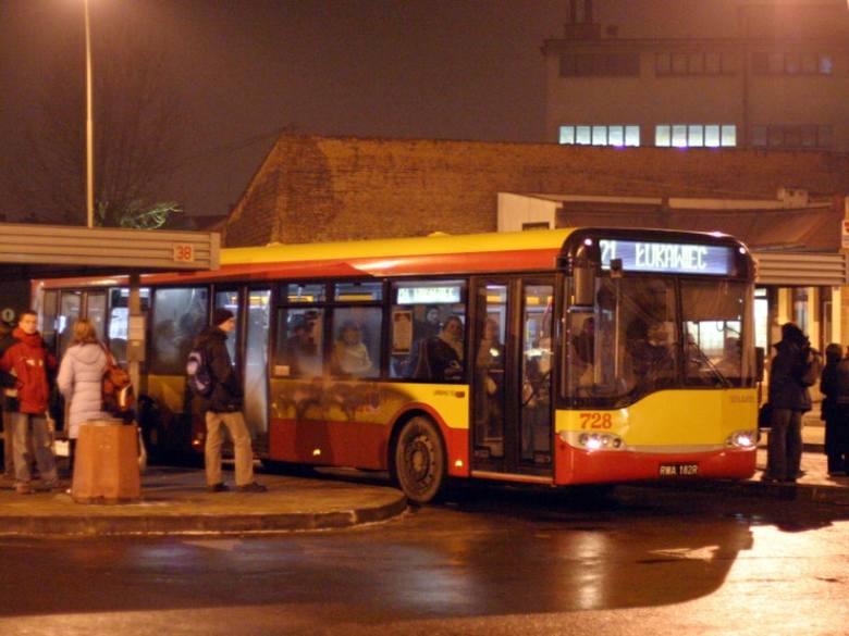 Zmiany kursów autobusów MPK w Rzeszowie