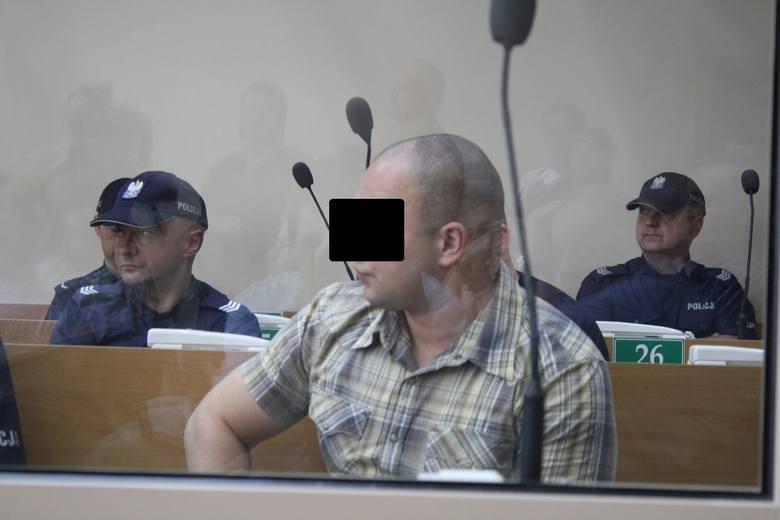 """Damian J. ps. """"Murzyn"""" odbywał też karę za śmierć """"Człowieka"""""""