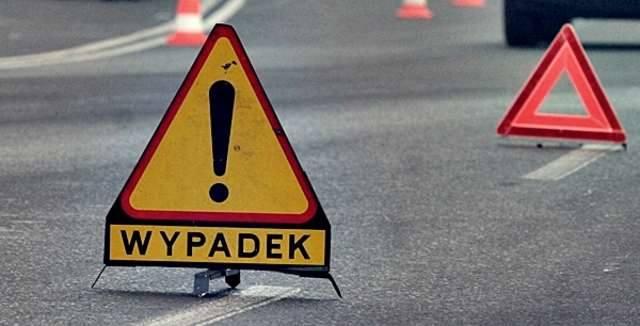 Jeglijowiec. Wypadek z udziałem seniora, 26.08.2019. 87-latek wywrócił się na motorowerze