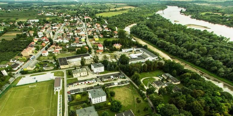 Władze Józefowa nad Wisłą planują hucznie świętować odzyskanie po ponad 150 latach praw miejskich