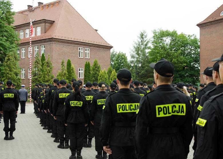 Miasto chce darować dwie działki słupskiej Szkole Policji