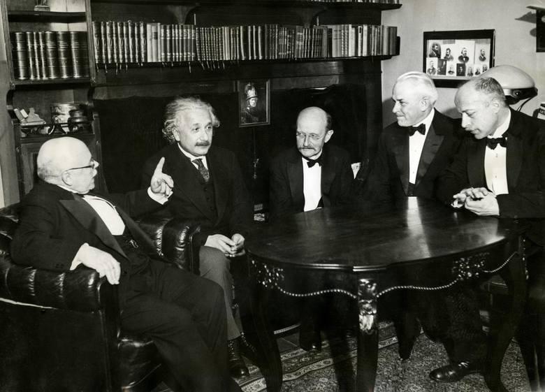 Walter Nernst – fizyk, chemik, noblista