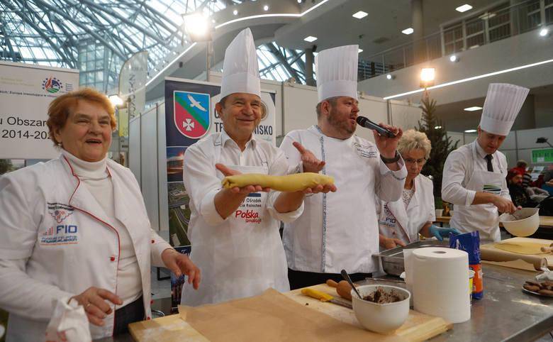 W piątek i sobotę w G2A Arena w Jasionce odbywała się XIII Ekogala, czyli międzynarodowe targi produktów i żywności wysokiej jakości. Podczas imprezy
