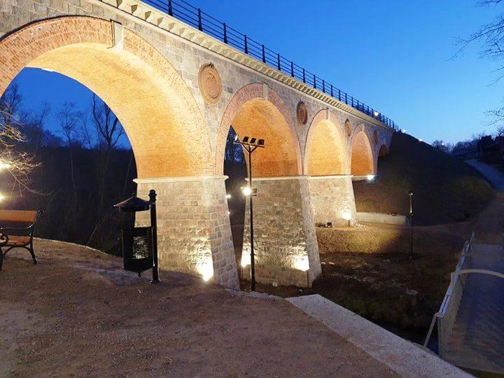 Dobiega końca rewitalizacja starego mostu kolejowego w Bytowie. -  Na pewno będzie to duża atrakcja turystyczna. Oby teraz jak najszybciej rozpocząć
