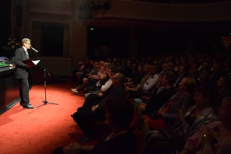 Kaliskie Spotkania Teatralne - Laury dla aktorów z Krakowa i Poznania. Najważniejsza jest zespołowość