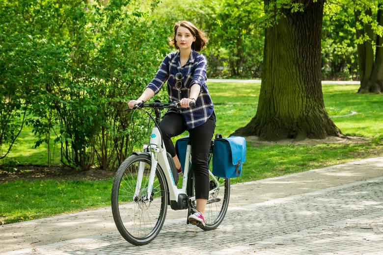 Testujemy rower elektryczny Unibike Energy. Jest ekologiczny i elegancki!
