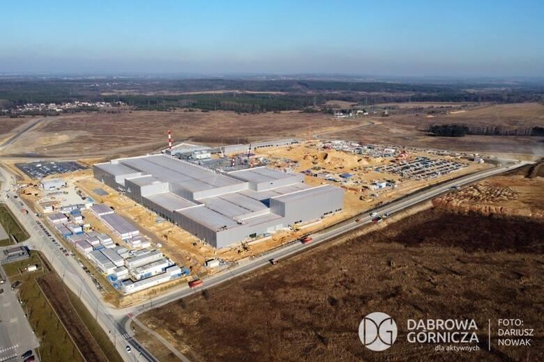 Koreańczycy kupili kolejne 30 hektarów w KSSE w Tucznawie. Wybudują tu swój największy zakład na świecie Zobacz kolejne zdjęcia/plansze. Przesuwaj zdjęcia