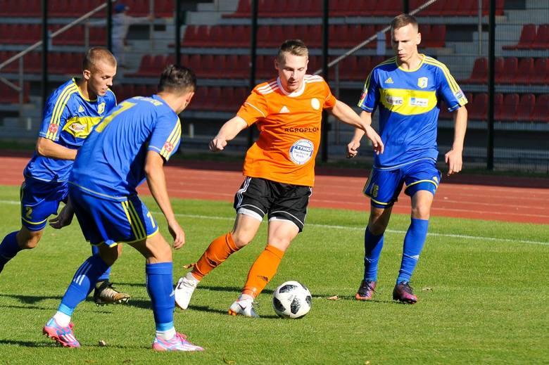 Stal Brzeg - Agroplon Głuszyna 6-4 pd. (mecz 1/8 finału wojewódzkiego Pucharu Polski)