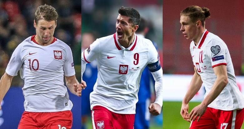 Kadra Polski na Euro 2020. Niemal wszyscy piłkarze zaczynali kariery w małych akademiach [LISTA]