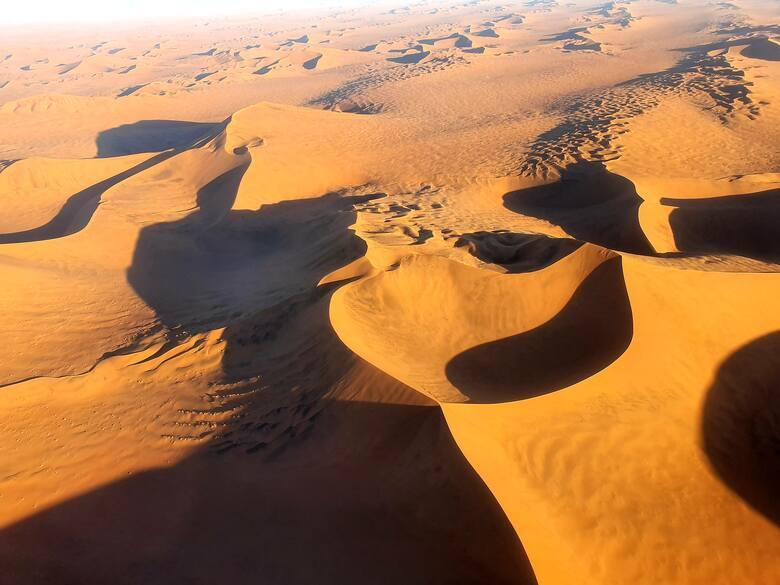 Moja Namibia pachnie ochrą. Zabiorę was do niej