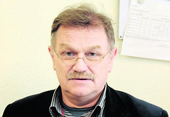 Marek Trela, odwołany z funkcji prezesa stadniny w Janowie Podlaskim.