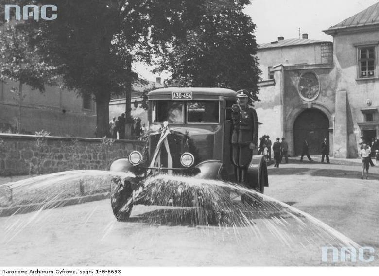 Polewaczka, Wieliczka, 1937 rok
