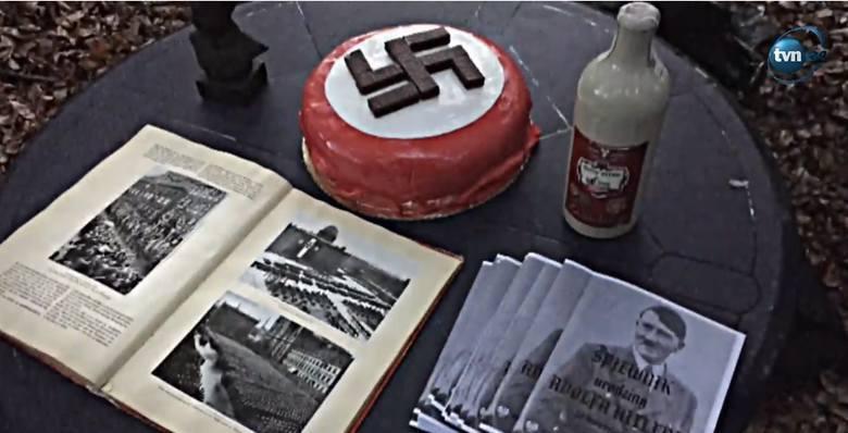 """Polscy neonaziści i urodziny Hitlera: Burza po reportażu """"Superwizjera"""" TVN. Stowarzyszenie Duma i Nowoczesność może zostać zdelegalizowan"""