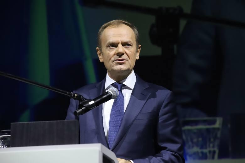 Donald Tusk w Łodzi. Przewodniczący Rady Europejskiej na Igrzyskach Wolności o współczesnych bolszewikach, wolności i niepodległości