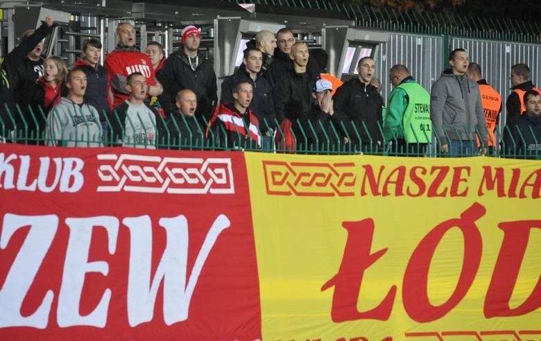 Fani łodzian będą wspierać swoich ulubieńców w Gliwicach