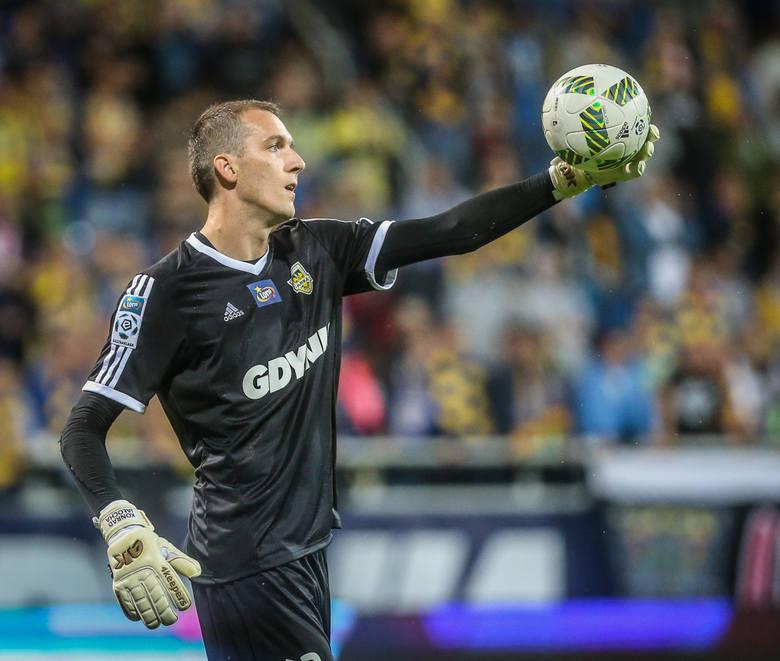 Konrad Jałocha (Arka Gdynia) – Pod koniec maja gościnne trenował z… reprezentacją Polski, która przygotowywała się do Euro 2016 (w Juracie, Jastarni).