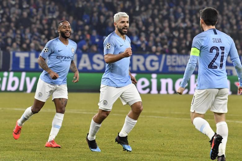 Liga Mistrzów. Manchester City odrobił straty grając w osłabieniu! Schalke strzelało tylko z karnych