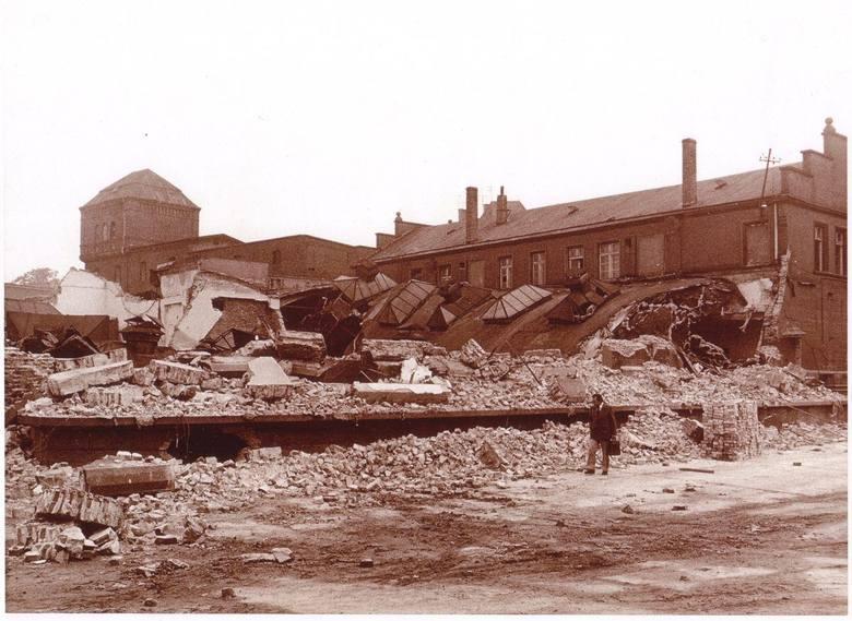 Robotnicy odkryli pozostałości największego browaru Opola [zdjęcia, wideo]