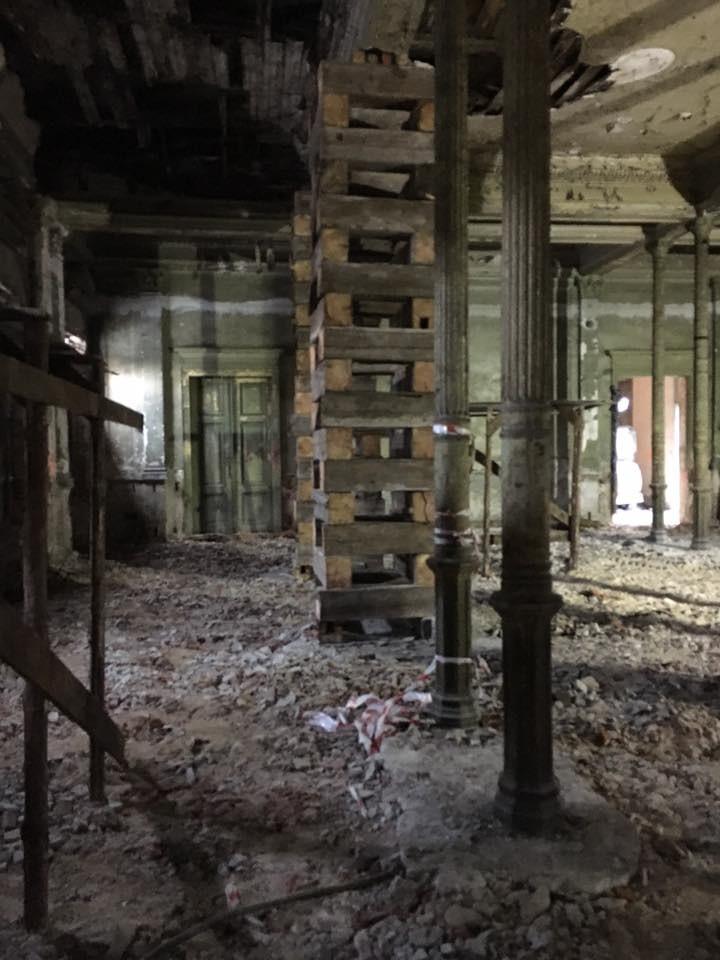 Sosnowiec Trwa Remont Zabytkowego Dworca W Maczkach