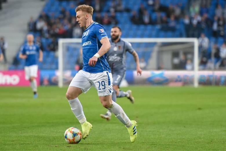 Reprezentant Polski do lat 21 jest jednym z motorów napędowych kadry Czesława Michniewicza. We wtorek strzelił gola w meczu eliminacji mistrzostw Europy