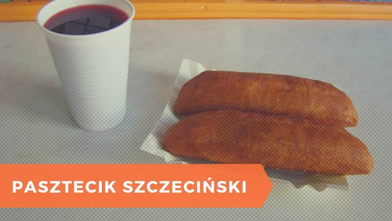 Danie typowe dla Szczecina znane jest pod postacią smażonego ciasta drożdżowego nadziewanego mieszankami mięsnymi bądź jarskimi. W wersji mięsnej nadzienie