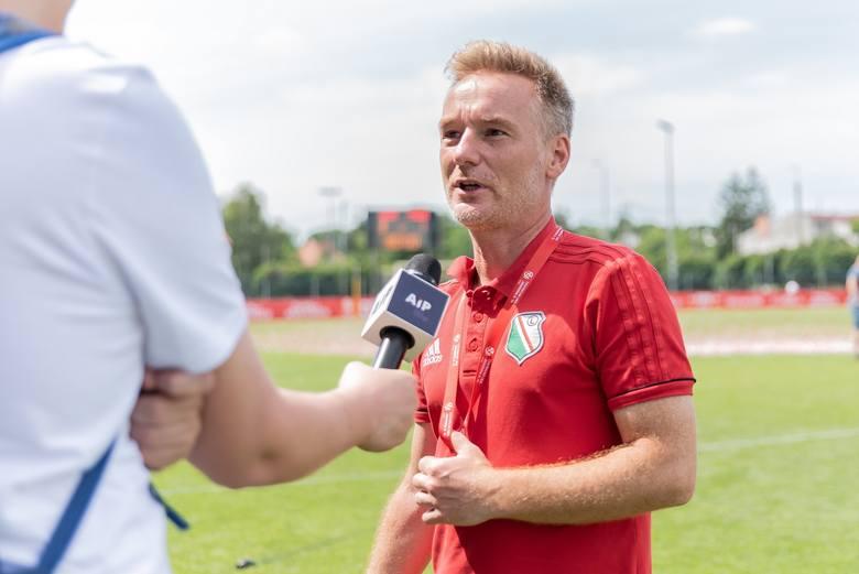 Oprócz pucharu i medali Legia otrzymała także 100 tys. zł.
