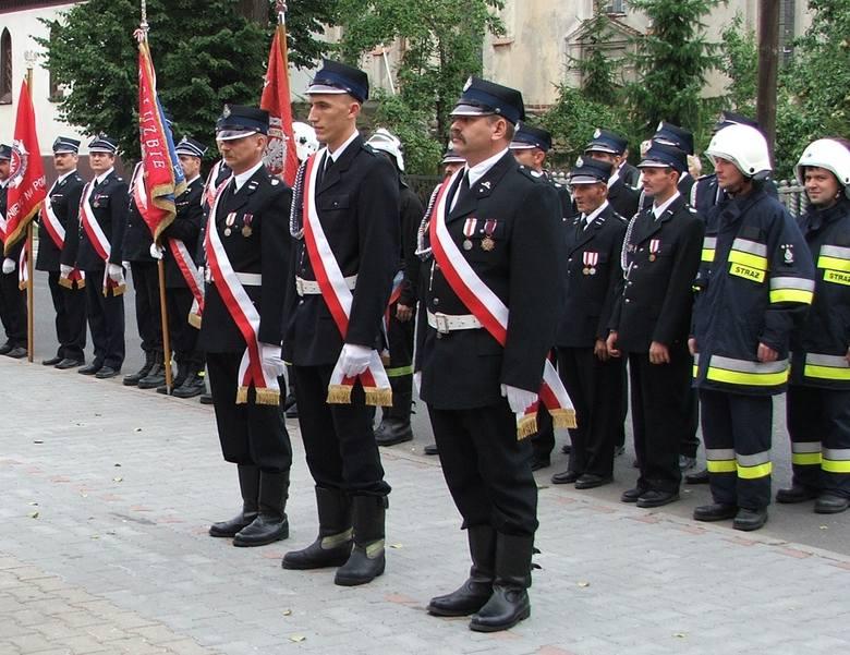 Strażacy z Konina Żagańskiego uczestniczą w najniebezpieczniejszych akcjach