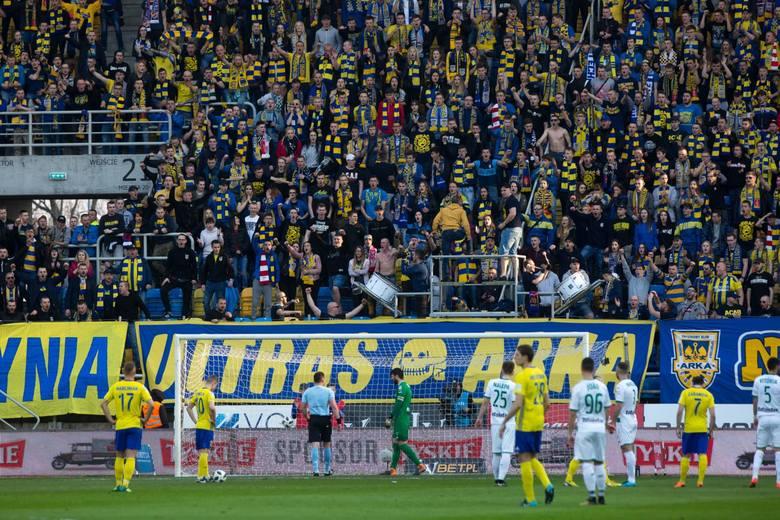 Ostatni moment dla kibiców Arki Gdynia, żeby zapisać się na finał Pucharu Polski