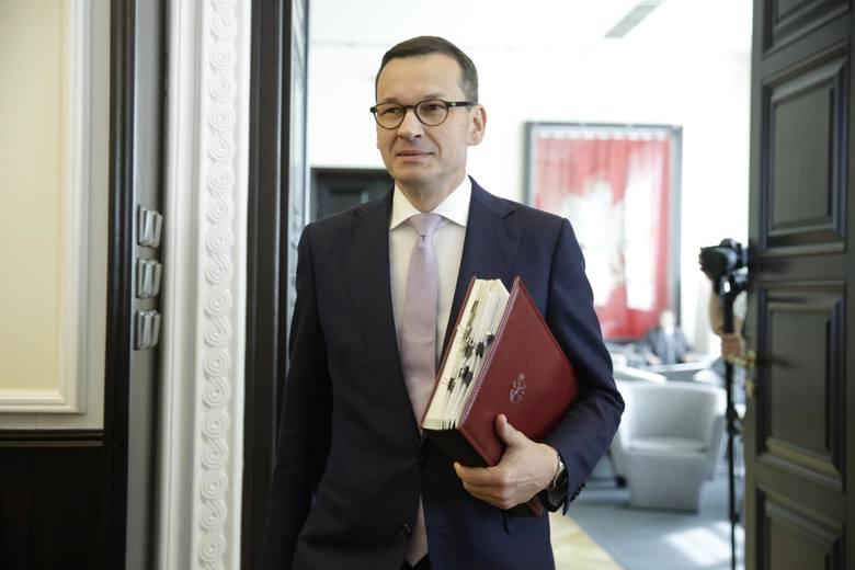 Rząd Mateusza Morawieckiego składa się z nietuzinkowych osobowości. Który minister jest najwyższy, kto jest najmłodszy w rządzie, a kto nie doczytał