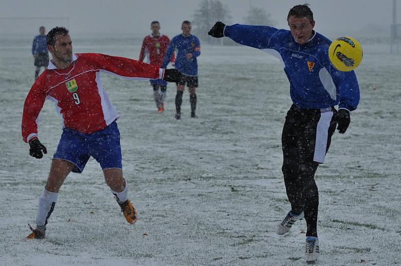 IV liga. Śląsk Łubniany - Sparta Paczków 0-3