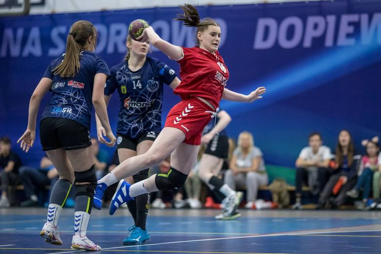 Piłkarki ręczne UKS Roxa Lublin zdobyły złoty medal mistrzostw Polski juniorek młodszych