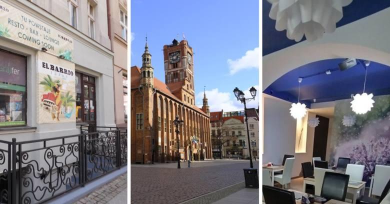 Chociaż wiele lokali na starówce w Toruniu zakończyło swoją działalność, są i takie, które dopiero planują otwarcie. Czy epidemia koronawirusa pozwoli