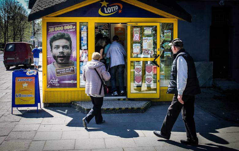 Gigantyczna wygrana w zdrapce Lotto padła w Grudziądzu