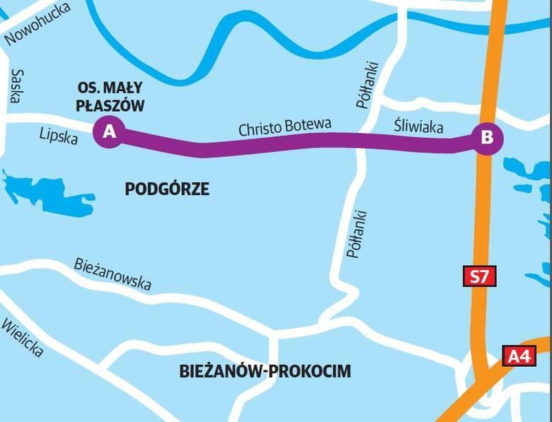 """Kraków. Przedłużenie linii tramwajowej z pętli w Małym Płaszowie do osiedla Złocień. Radni mówią """"tak"""""""