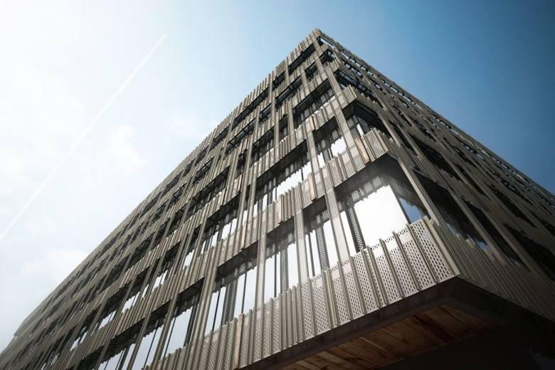 Nowe biura na Widzewie za 48 mln złotych [zdjęcia]